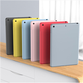 Liquid silicone case for iPad 10.2""