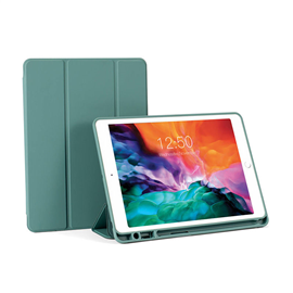 iPad  10.2 inch leather case ( with pencil holder)