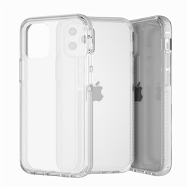 Clear protective case for iPhone 12